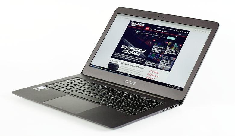 tonpc ma vente pc portable au maroc ultrabook asus zenbook ux305ua core i7 6500u 2 5ghz turbo 3. Black Bedroom Furniture Sets. Home Design Ideas