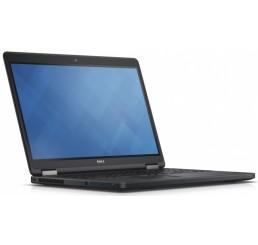 Pc Portable Dell Latitude E5550 2015 Core i5-5300U vPro 5ème Generation 2.3Ghz Turbo 2.9Ghz - 8G - 500G HDD 7200 Rpm - Ecran 15.6 FULL HD - Clavier rétroéclairé - Windows 8 Pro - Etat comme neuf