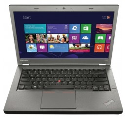 Pc Portable Thinkpad T440p Core i5-4300M (4ème génération) 2.6Ghz Turbo 3.2 Ghz  - 4G -  180G SSD - Ecrant LED HD Intel HD Graphics 4600 - Windows 8 Pro - Etat comme neuf - Garantie Constructeur 26-06-2017
