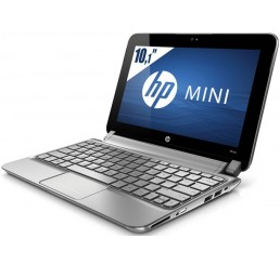 HP Mini 210-2000 LED 10,1 Atom 1,66 GHz 1G 250G Azerty + Recovery Win 7 Etat comme neuf