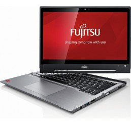 Ultrabook convertible Mad in Japan Fujitsu LIFEBOOK T935 Fin 2015 Core i5 5300U 5ème Génération 2.3GHz Turbo 2.9Ghz 8G 128SSD Intel HD Graphics 5500 Ecran 13.3 Tactile FULLHD Clavier rétro 4G LTE Windows 8 pro  Etat comme neuf
