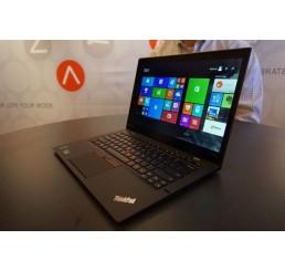Pc Portable Ultrabook Thinkpad X1 Carbon 2015 Core i5-5200U (5ème génération) 2,2Ghz Turbo 2,7Ghz  - 8G -  256G SSD - Ecran 14 FULL HD - Clavier Azerty rétro - Windows 8 Pro Etat comme neuf Garantie constructeur jusqu'au 30-04-2018