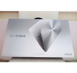 Pc Portable Ultrabook ASUS ZenBook UX410UQ 2017 Core i7 7500U 2.7Ghz Turbo 3.5Ghz 8G DDR4 128G SSD + 1T HDD Ecran 14 FULLHD NVIDIA GeForce 940MX 2G DDR3 Clavier Azerty rétroéclairé Licence Windows 10 64 Bit Neuf sous emballage