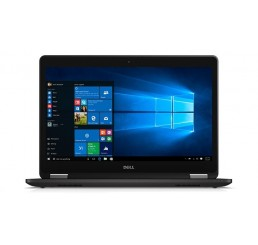 Pc Portable Latitude Ultrabook 2016 E7470 Core i7 Vpro 6600U 2.6Ghz Turbo 3.4Ghz 8G DDR4 256G SSD Ecran 14 LED HD Clavier rétro Windows 10 Pro Etat comme neuf