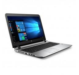 Pc Portable HP Probook 450 G3 Core I5-6200U 2.3GHZ Turbo 2.8Ghz 8Go 256G SSD Ecran 15,6 FULL HD Clavier Azerty Lecteur d'empreinte digitale Recovery Win 7 Pro & Licence Win 10 Pro Etat comme neuf