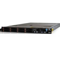 """Serveur Montable sur rack Lenovo System x3550 M4 7914 2 Processeur Xeon E5-2640V2 2.0 GHz Turbo 2.5 Ghz 128 Go PC3L 12800R 8 X 1TB 7200RPM 2.5"""" SAS 6Gb Neuf sous emballage Garantie constructeur 20-01-2019"""