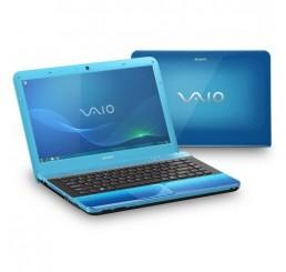 Sony Vaio  Bleu Core i5 450M / 2.4 GHz  4 Go  500 Go - ATI Mobility Radeon HD 5100 Occasion