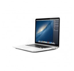 Apple Macbook pro 15 Retina Fin 2013 Core i7 Quad 2.0 GHz Turbo 3,2Ghz - 8Go - 256 Go SSD - Intel Iris Pro 1536 Mo - Apple OS X Yosemite - 240 Cycles - Occasion