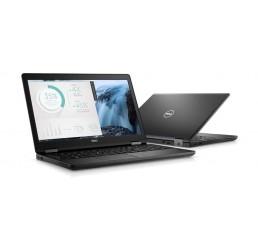 Pc Portable Latitude 5580 Ultrabook 2018 Core i5 7200U 2.5Ghz Turbo 3.1Ghz 4G DDR4 256G SSD Ecran 15.6 FULLHD Clavier rétroéclairé Licence Windows 10 Etat comme neuf