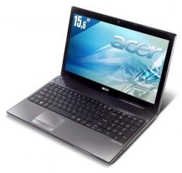 Acer Aspire 5741 15.6pcs LED Core i5 430M 2.27GHz - 4Go - 500Go Occasion