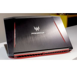 Pc Portable GAMER 2019 ACER PREDATOR HELIOS 300 i7 HEXA CORE 8750H 2.2Ghz Turbo 4.1Ghz 16G DDR4 1T HDD + 256SSD 17.3 IPS FULLHD Nvidia Geforce GTX 1060M 6G Clavier Azerty Rétro Licence Windows 10 Neuf sous emballage