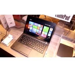 Pc Portable Ultrabook Thinkpad X250 Core i5-5300U Vpro 5ème génération 2.3Ghz Turbo 2.9Ghz  8G 500G HDD 7200T Ecran 12.5 LED HD Clavier Azerty Batterie double capacité Licence Windows 10 Pro Etat comme neuf Garantie Constructeur 06-06-2018