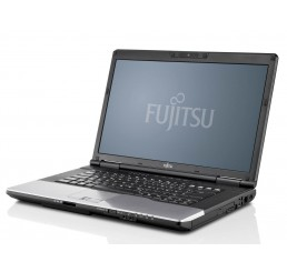 Pc Portable Fujitsu Mad in Japan Core i7 VPRO 2620M 2.7Ghz Turbo 3.4Ghz - 4G DR3 - 500G 7200 Rpm - Ecran 15.6 LED HD+ Etat Comme neuf