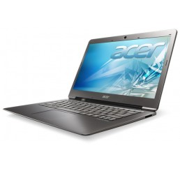 Pc Portable Acer Aspire S3 - Ultrabook 13,3''- Core i5-2467M 1,6 Ghz /  2,3 GHz Turbo - RAM 4 Go - 180 Go SSD / 24 Go SSD - Ecran HD LED - Windows 7 - Etat comme neuf