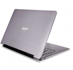 Acer Aspire S3 - Ultrabook 13,3''- Core i7-2637M 1,7 Ghz - RAM 4096 Mo - 500 Go HDD / 24 GoSSD - Ecran HD LED - Windows 7 - Etat comme neuf