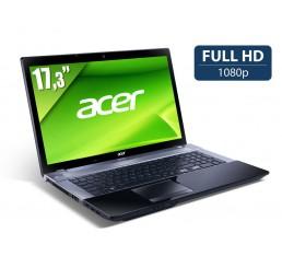 Aspire V3 Core i7 3632QM 2.2 GHz - 8G - 1Tera - NVIDIA GeForce GT 710M - Blu-Ray Etat Comme Neuf