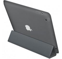 Apple Smart Case pour iPad - Polyuréthane - Couleur Grise Etat comme neuf