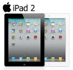APPLE iPad 2 WiFi 64Gb Blanc Sans Accessoires Occasion