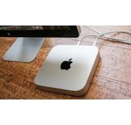 Apple Mac Mini Fin 2014 Core i5-4278U 2.6 GHz Turbo 3.1 Ghz - 8Go - 1000G HDD - Intel Iris 1536 Mo - macOS Sierra Etat comme neuf