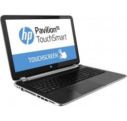 """Pc Portable HP Pavilion Touchsmart 15 Core i5 (4ème génération) 4200U 1.6Ghz - 4G - 1000G HDD Ecran 15.6"""" WLED HD - AMD Radeon HD 8670M - Clavier Azerty - Recovery Windows 8 - Etat comme neuf - Garantie Construteur 08-01-2015"""