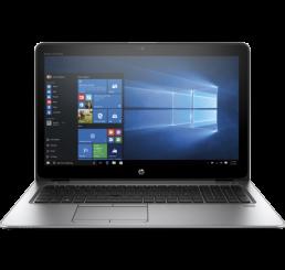 Pc Portable Fin 2017 HP EliteBook 850 G3 Core i7-6500U 2.5Ghz Turbo 3.1Ghz 8G DDR4 256G SSD Ecran 15.6 FULL HD Clavier Azerty rétroéclairé Lecteur d'empreinte digitale Licence Windows 10 Pro 64Bit Neuf sous emballage Garantie constructeur 24-10-2020