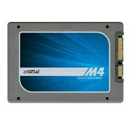 "Crucial 128 SSD M4 interne 2,5"" Controleur Marvell SATA III Epaisseur 9,5mm Neuf"