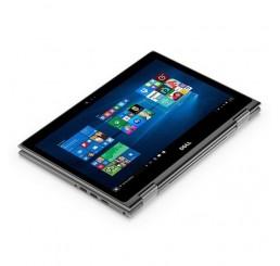 Pc Portable Fin 2018 Dell Inspiron 13 5379 2 en 1 Core i5-8250U Quad 1.6Ghz Turbo 3.4Ghz 8G DDR4 256G SSD Ecran 13.3 Tactile FULL HD Clavier rétroéclairé Licence Windows Pro 10 64Bit Etat comme neuf