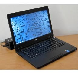 Pc Portable Dell Latitude E5250 2015 Core i5 Vpro 4310U 2Ghz Turbo 3Ghz - 12G - 180G SSD - Ecran 12.5 LED HD - Clavier Rétro Windows 8 Pro Etat comme neuf Garantie constructeur 10-01-2018