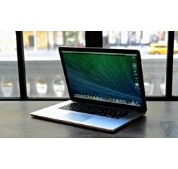 Apple Macbook pro 15 Retina Core i7 Quad Vpro 2.6GHz Turbo 3.6Ghz 8Go - 512 Go SSD - Intel Graphics 4000 / NVIDIA® GeForce™ GT 650M Mac OS X El capitan - Seulement 215 Cycles - Etat comme neuf