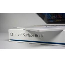 """Tablette MICROSOFT SURFACE BOOK Core i7-6300U 6éme génération Vpro 2.6Ghz Turbo 3.4Ghz 16G DDR4 512G SSD Ecran IPS Tactile Multitouch 13.5"""" 3000 x 2000 pixels NVIDIA GeForce 940M Windows 10 Pro Avec Clavier Azerty rétro Neuf sous emballage"""
