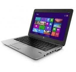 Pc Portable HP Elitebook 820 G1 Core i5 4200U 1.6 Ghz Turbo 2.6Ghz 4éme Génération - 4G - 180G SSD Ecran 12.5 LED HD - Empreinte digitale - Clavier rétro - Windows 8 Pro - Etat comme neuf