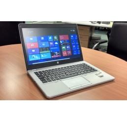 Pc Portable Ultrabook HP EliteBook Folio 9470M Vpro Core i5-3437U 1.9GHz Turbo 2.9Ghz - 8Go RAM - 180 Go SSD - Ecran 14 LED HD+ - Clavier Rétro - lecteur d'empreinte digitale - Licence Windows 7 Pro Occasion