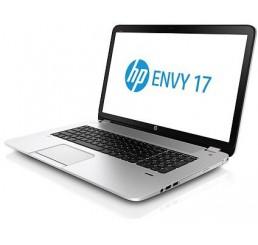 """Pc Portable HP Envy 17 Core i7-4700MQ Quad 4éme génération 2,4Ghz Turbo 3,4Ghz 8GB 750G HDD + 128G SSD Ecrant 17,3"""" LED HD+ NVIDIA GeForce GT 740M 2G DDR3 Beats Audio Clavier Rétro Etat comme neuf"""