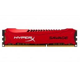Barrette Mémoire HyperX Savage - 8Go DDR3-2133 PC3-17000 CL11 (HX321C11SRK4/32) - Mémoire PC Bureau Neuf
