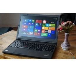 Pc Portable ThinkPad W540 Mobile Workstation Core i7-4910MQ 2.9Ghz Turbo 3.9Ghz  16G 512G SSD Ecran 15.6 IPS 3K (2880 x 1620) - Nvidia Quadro K2100M 2G - Clavier Azerty rétro - Batterie 9CEL - Windows 7 & 8 Pro - Etat comme neuf Garantie 01-02-2018