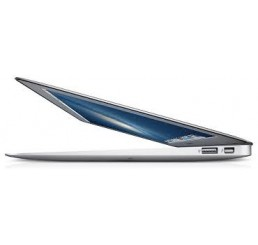 Apple MacBook Air 2014 Core i5 4éme Génération 1.4GHz, 4Go de RAM, 256 Go SSD stockage Flash, Intel HD 5000 1536Mo, 13 Cycles, OSX 10.10 Etat comme neuf Garantie 07-09-2015