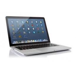 Apple Macbook pro 15 Retina Fin 2013 Core i7 4Gen Quad 2.0 GHz Turbo 3.2Ghz - 8G - 256G SSD - Intel Iris Pro 1536 Mo - Apple OS X El Capitan - Batterie ≈ 5H - Occasion