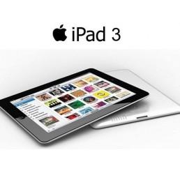 APPLE iPad 3 Retina 16G Wifi Etat Comme Neuf (sans accessoire)