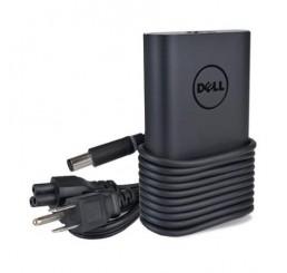 Adaptateur Secteur Dell Original 65 watts à trois broches avec cordon d'alimentation Neuf sans emballage