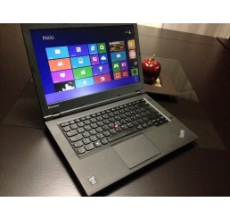 Pc Portable Lenovo Thinkpad L440 Core i3 4000M 2.4Ghz  - 4G -  500G SSHD (8G SSD) - Ecrant 14 LED HD - Clavier Azerty - Windows 7 Pro - Batterie double capacité - Neuf sous emballage - Garantie Constructeur 23-10-2016