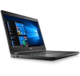 Pc Portable Latitude 5480 Ultrabook Mi 2017 Core i5 Vpro 6300U 2.4Ghz Turbo 3Ghz 8G DDR4 500G HDD 7200T Ecran 14 LED HD Intel HD 520 Clavier Azerty rétroéclairé Licence Windows 10 Pro Neuf avec emballage