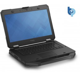Pc Portable Dell Latitude 14 Rugged 5404 Core i5-4310U Vpro 2.0Ghz Turbo 3.0Ghz  Ecran 14 Tactile LED HD - 12G - 1T SSD - NVIDIA Geforce GT 720M 2G Clavier Rétroéclairé Modem cellulaire 4G LTE Licence Windows 10 Pro En Bon Etat