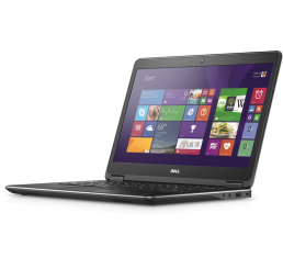 Latitude Ultrabook E7440 4eme Generation Core i7 Vpro 4600U 2.1Ghz 8G 128G SSD Clavier retro - Ecran FULL HD - Windows 8 Pro - Etat Comme Neuf - Garantie 24-12-2016