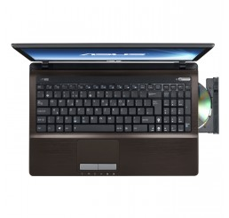 Pc Portable ASUS K53SD Core i7 Quad 2670QM 2.2Ghz  - 4G - 500G HDD Ecran HD LED - Nvidia Geforce 610M 2G - Recovery  windows 7 64Bit Occasion