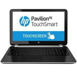 Pc Portable Pavilion TouchSmart 15 Core i5 3337U 1.8GHz Turbo 2,7Ghz 4G 500G - Ecran HD Tactile avec Recovery Windows 8 - Etat comme neuf