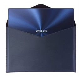 Pc Portable Ultrabook Tactile ASUS ZENBOOK UX301L Core i5-4200U 1.6Ghz Turbo 2.6Ghz - 4G - 128G SSD - Ecran 13.3 FULL HD - Clavier retro - Windows 10 Etreprise 64Bit Etat Occasion + Housse Originale ASUS