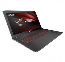 Pc Portable ASUS ROG GL752V Core i7 Quad 6éme Génération 6700HQ 2.6Ghz Turbo 3.5Ghz - 8G DDR4 -  1Tera HDD  Ecran 17.36 FULL HD - NVIDIA GeForce GTX 960M - Clavier Retro - Neuf sous emballage