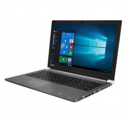 Pc Portable Ultrabook Toshiba TECRA A50 Core i7-6500U 2.5GHz Turbo 3.1Ghz 16G DDR3L 256G SSD Ecran 15.6 IPS FULLHD Nvidia Gefroce 930M Lecteur d'empreinte digitale Licence Windows 10 Pro 64Bit Neuf sous emballage