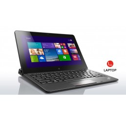 Pc Portable et Tablette Lenovo Thinkpad Helix 2 Core M-5Y71 Vpro 1.2Ghz Turbo 2.9Ghz 8G 256SSD Ecran Tactile 11.6 FULLHD un Clavier externe Azerty Windows 8.1 Pro Neuf sous emballage Garantie constructeur 04-08-2018 + étui de protection Quickshot Cover