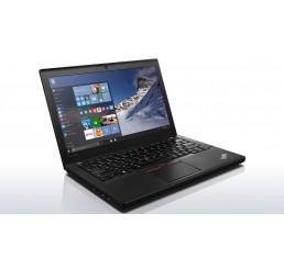 Pc Portable Ultrabook 1.4Kg Lenovo Thinkpad X260 2017 Core i5 6200U 2.3Ghz Turbo 2.8Ghz 8G DDR4 256G SSD 12.5 IPS LED HD Batterie Double Capacité Licence Windows 10 Pro Etat comme neuf Garantie constructeur 09-04-2020